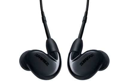 SHURE SE846 Bluetooth + jack 3.5mm Noir (V2)