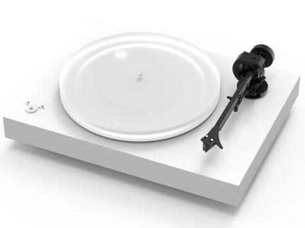 PROJECT X2 Satin White (avec 2M Silver)