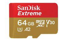 SANDISK Extreme MicroSD XC 64Go