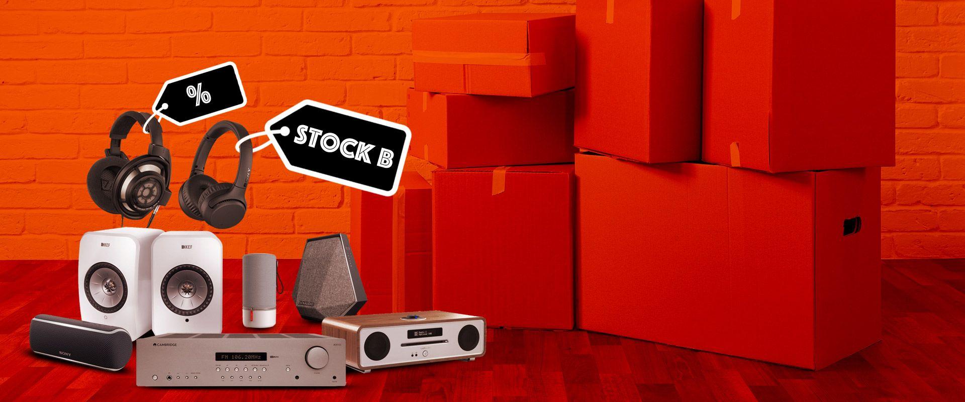 Déstockage & stocks B