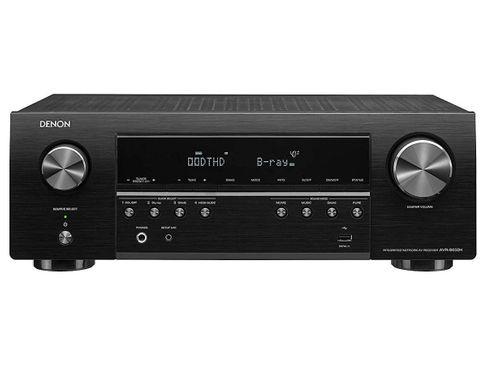 DENON AVR-S750H Noir