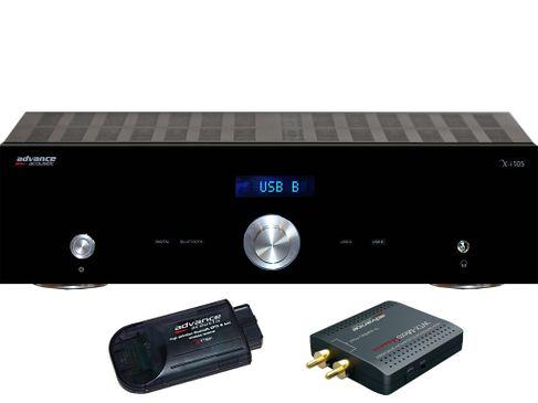 ADVANCE X-i105 Connect (Stock B)