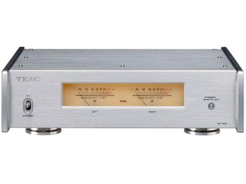 TEAC AP–505 Silver