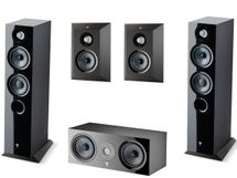 Focal Pack 5.0 Chora 816 + Chora Center + Chora Surround Black