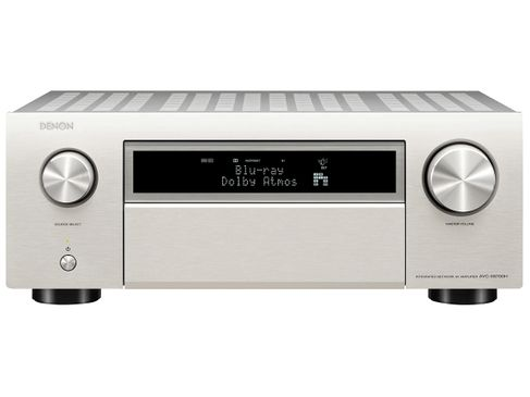 DENON AVC-X6700H Silver