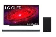 LG OLED65CX6 + LG SN8YG