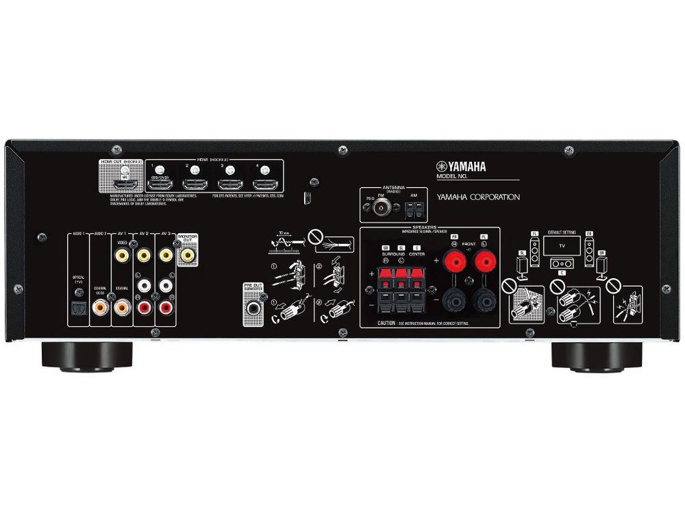 Ampli Yamaha Htr