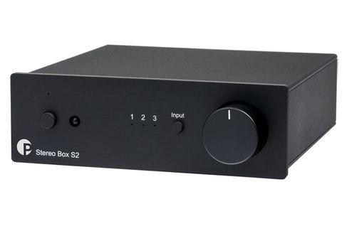 PROJECT Stéréo Box S2 Noir