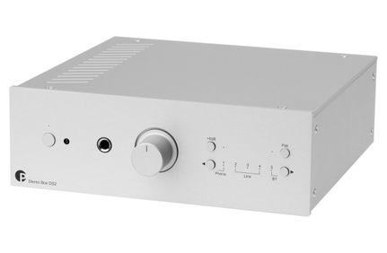 PROJECT Stéréo Box DS2 Silver