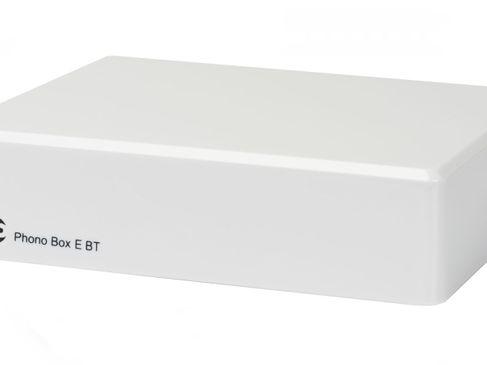 PROJECT Phono Box E BT Blanc