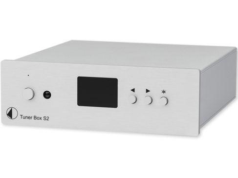 PROJECT Tuner Box S2 Silver