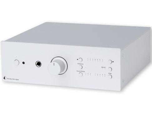 PROJECT Pre Box DS2 Digital Silver