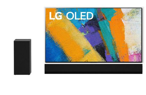 LG OLED65GX6 + LG GX