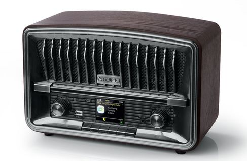 MUSE RADIO PORTABLE FM/DAB+ M-135 DBT