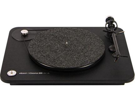 ELIPSON CHROMA 200 RIAA BT Noir