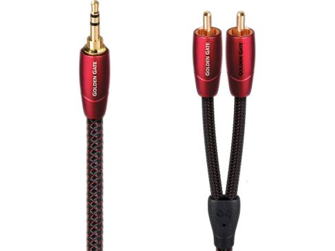 AUDIOQUEST Golden Gate RCA/Jack 3.5mm (1,5m)