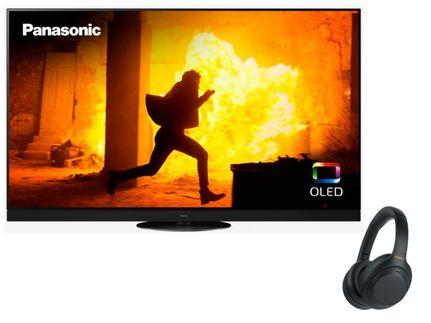 PANASONIC TX-65HZ1500E + SONY WH-1000XM4 Noir