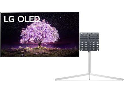 LG OLED65C1 + LG OLED Gallery Design offert