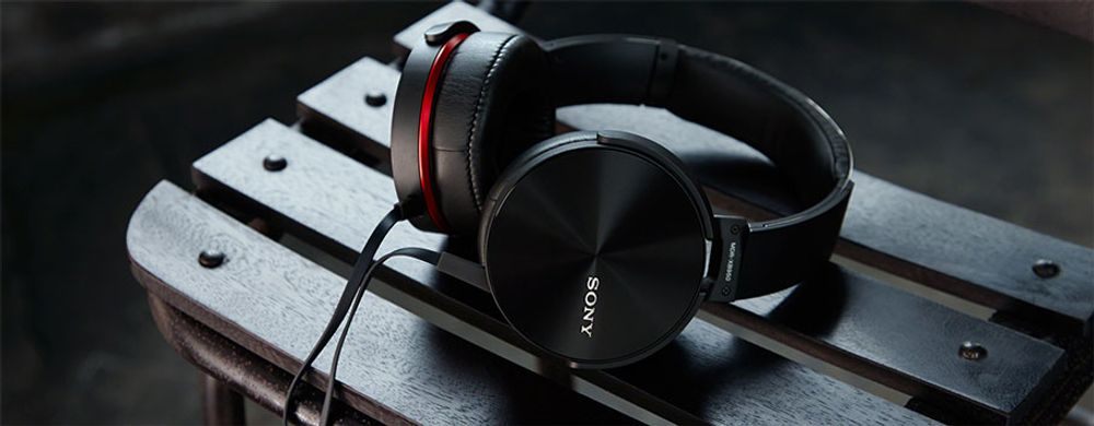 casque sony mdr-XB950AP