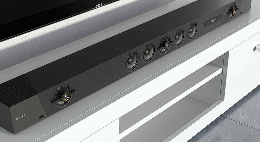 Système de barre sonore 7.1.2 Dolby® Atmos avec Subwoofer sans fil - SONY HT-ST5000