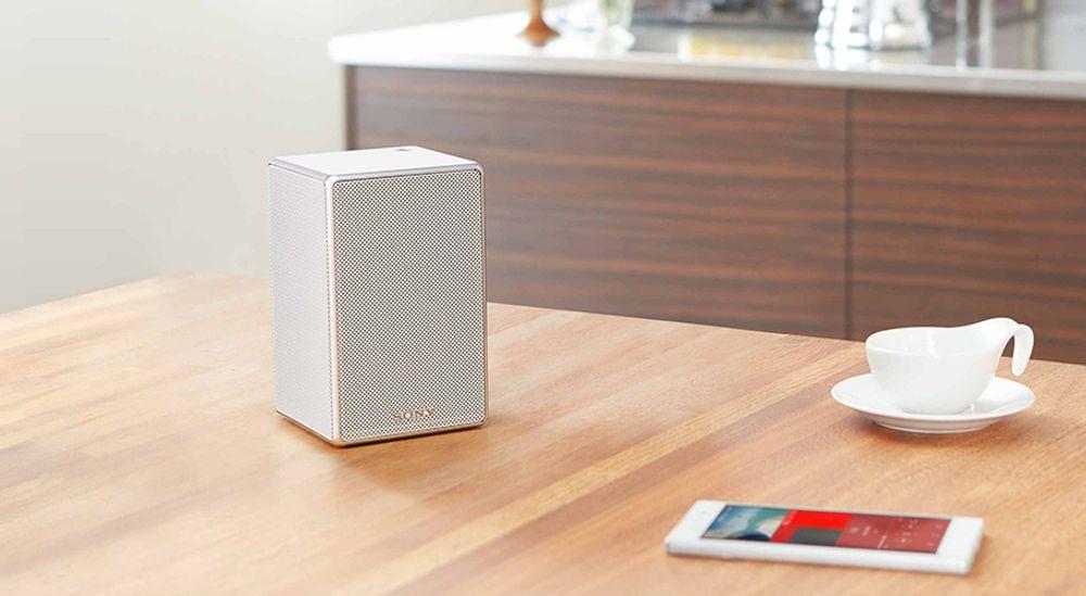 Enceinte sans fil multiroom, Bluetooth®, NFC et  Wi-Fi™ - SONY SRS-ZR5