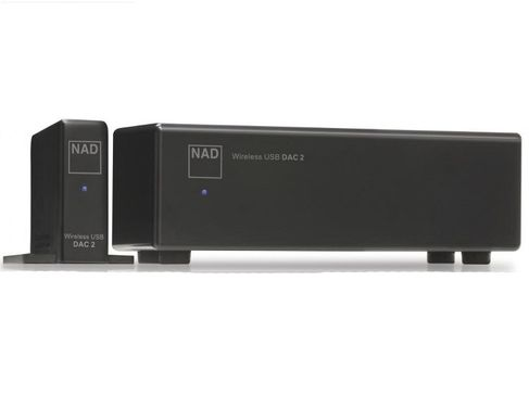 NAD Wireless USB DAC 2